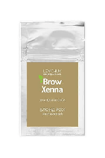 Хна для бровей в саше #201 жемчужный BrowXenna®