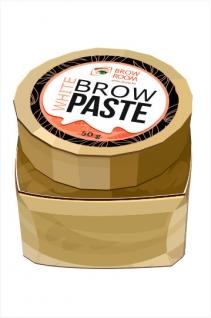 White Brow Paste (паста для бровей 50 грамм).