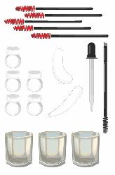 PRO набор для хны и краски