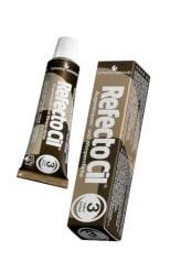 RefectoCil №3 Natural Brown (коричневый)